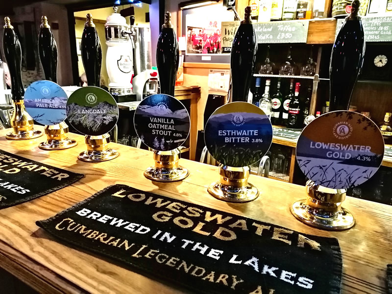 12th Loweswater Beer Festival