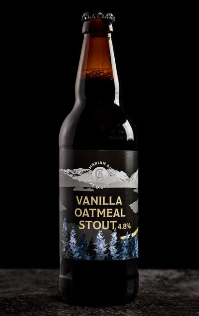 Vanilla Oatmeal Stout (12 x 500ml)