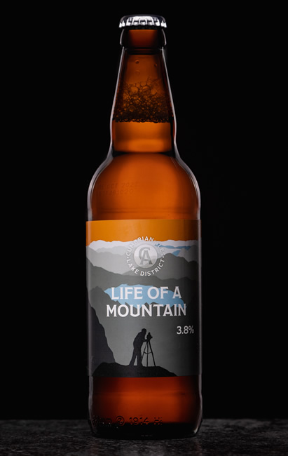 Life of a Mountain