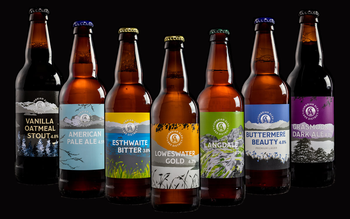 Cumbrian Ales - Buy Our Beer